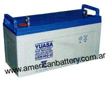 Baterias Electrolito Absorbido Yuasa